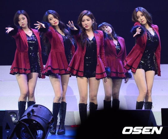 T-ARA、中国の旧正月特番に出演…韓国ガールズグループとしては唯一