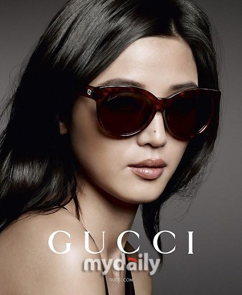 チョン・ジヒョンがGUCCIのアイウェア、時計、ジュエリーを身にまとう…キャンペーンモデルに抜擢