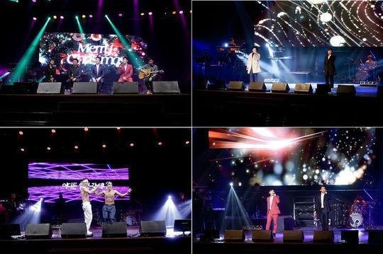 Homme、初単独コンサート大成功!バラードから90年代ヒットメドレーまで多彩なステージを披露
