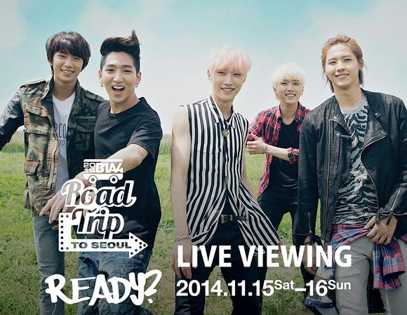 B1A4初のワールドツアー、必見の韓国凱旋公演を日本各地の映画館で!ライブ・ビューイング実施決定