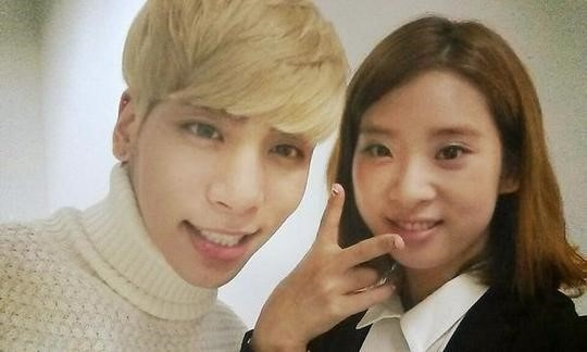 SHINee ジョンヒョン、実姉と仲...