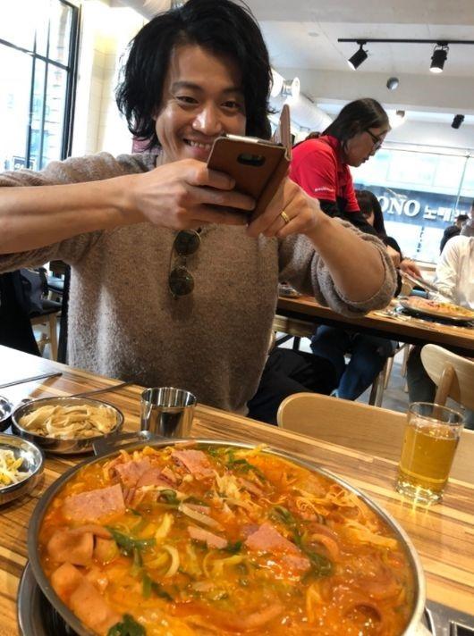 小栗旬、韓国で記者会見後に向かった先とは?\u2026大興奮の笑顔が話題 , ENTERTAINMENT , 韓流・韓国芸能ニュースはKstyle