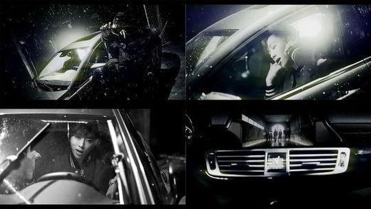 BEAST「DRIVE」の予告映像を公開…雪の中で響くヨン・ジュンヒョンの感性溢れるラップ