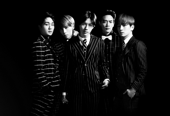 K-POP Weeklyチャート<2015/3/9~3/15>