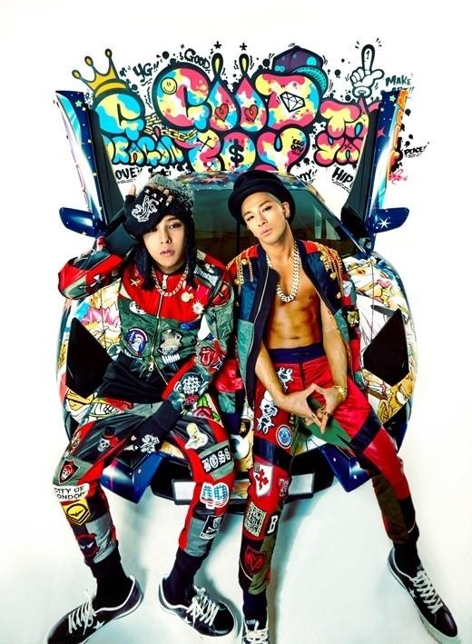 BIGBANGのG-DRAGON「T.O.PよりSOLが気楽だ」その理由とは?