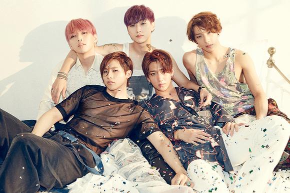 B1A4「HAPPY DAYS NEWS WEEK」がスタート!第1弾は先行歌詞解禁