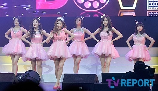 T-ARA、初の韓国コンサートで涙…「3年前に中止になったコンサート、ようやく開催できる」