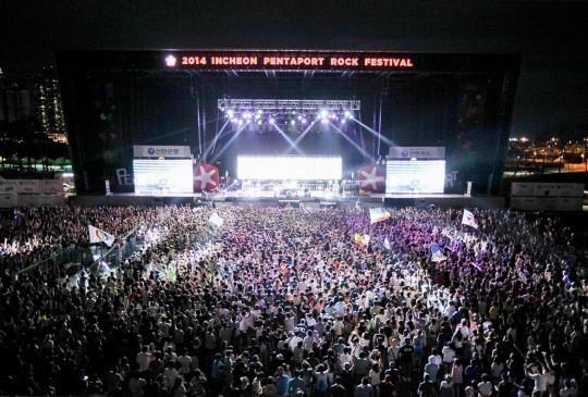 今年の韓国夏フェスは?日本のロックフェスとの連係に期待