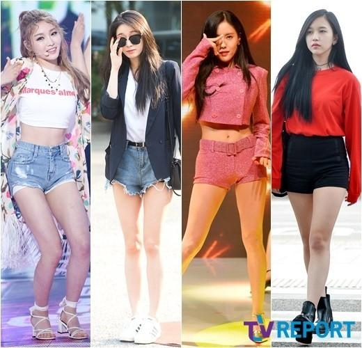 T,ARAからTWICE ミナまで、美脚スターたちの着こなしをチェック , FASHION・BEAUTY , 韓流・韓国芸能ニュースはKstyle
