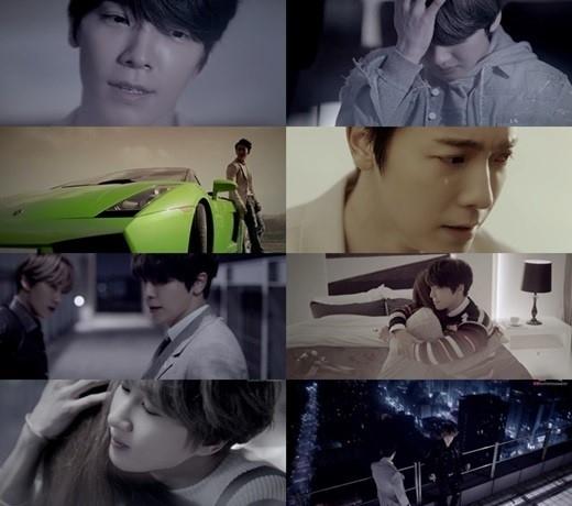 SUPER JUNIOR ドンヘ&ウニョク、切ない涙の演技を披露…新曲「Growing Pains」予告映像第2弾を公開