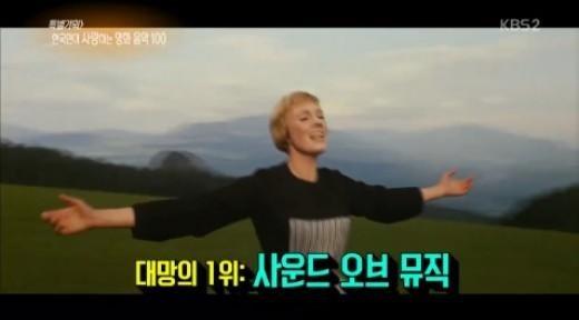 「韓国人が愛する映画音楽」第1位は?TOP6が公開