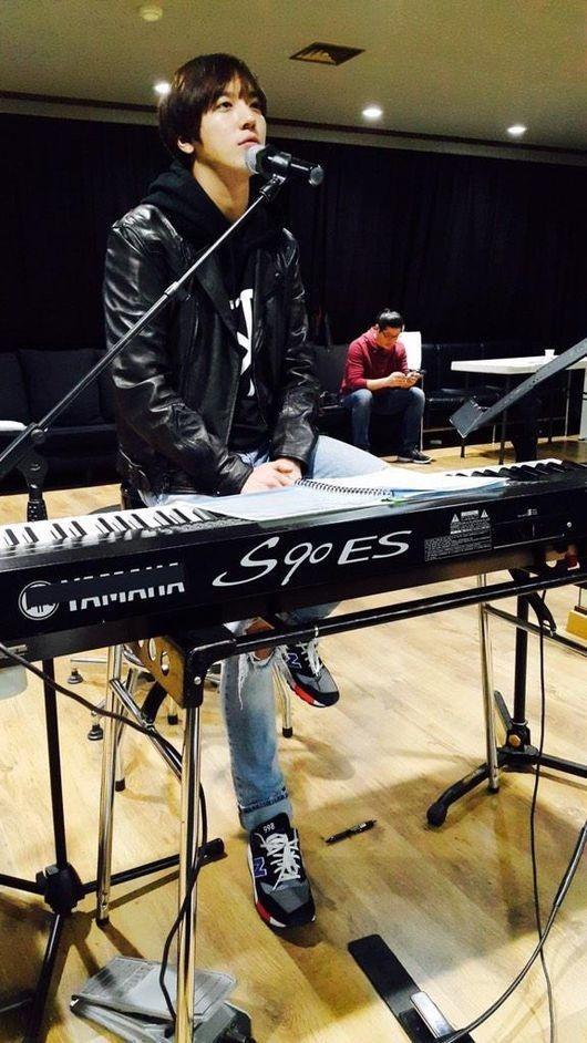 CNBLUE ジョン・ヨンファ、公演を控えて練習に邁進「コンサートが迫ってくる」