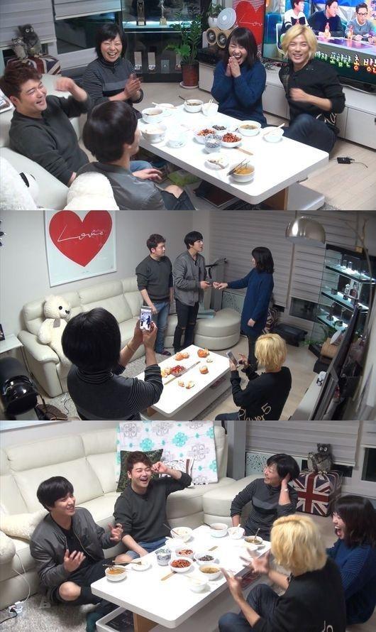CNBLUE ジョン・ヨンファ、日本の親子のためにサプライズ登場…M.I.B カンナム&チョン・ヒョンムが招待