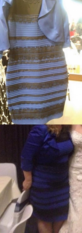 """""""ドレスの色は何色?""""世界に広がる議論に韓国スターも参戦"""