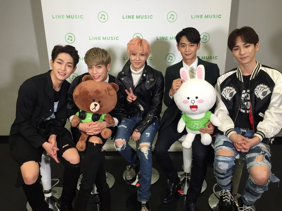 SHINee、本日19時から「LINE MUSIC EXPRESS #7」に登場!ファンからの質問にも回答