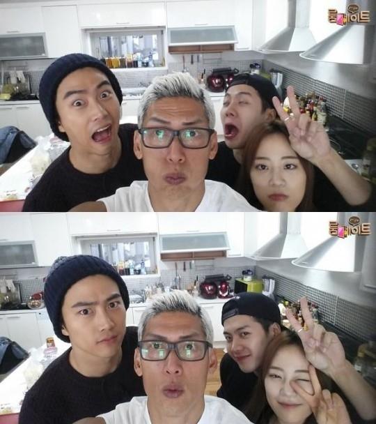 2PM テギョンに何が…「ルームメイト」でタニシ独身男に変身?!