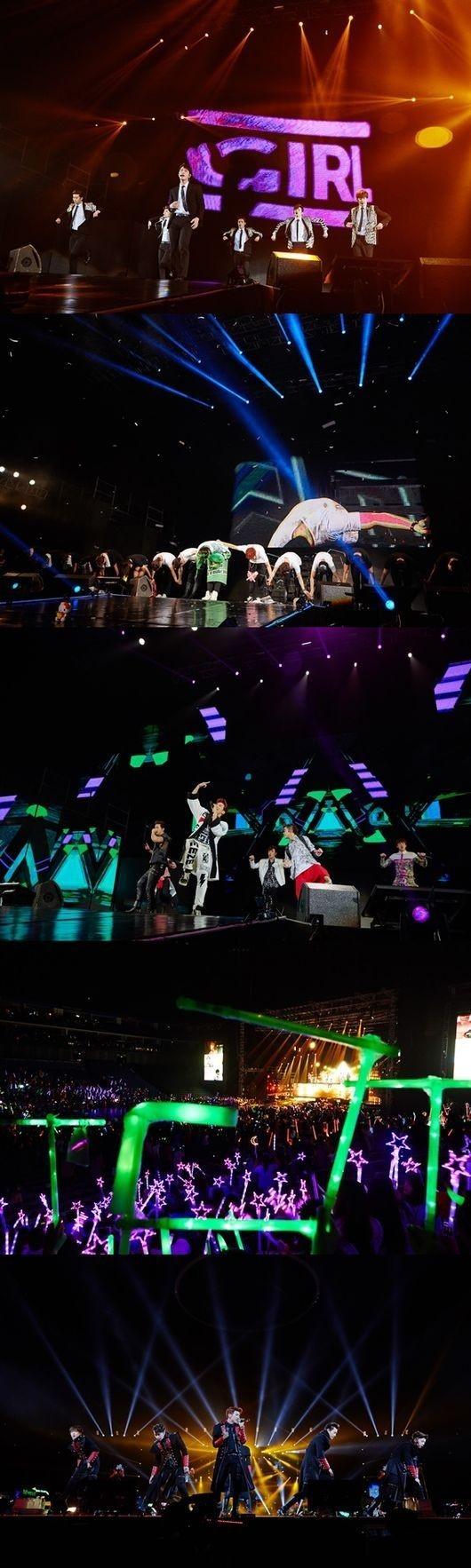 """2PM、上海公演でワールドツアー「GO CRAZY」終了!""""言葉は違っても音楽と情熱で一つになれた"""""""