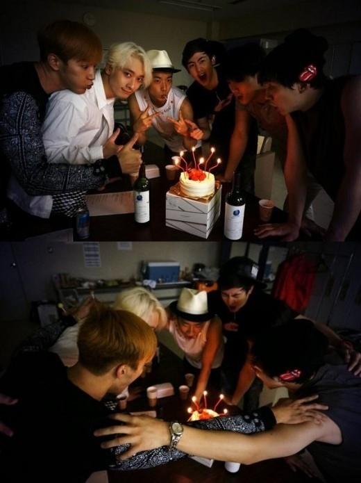 2PM テギョン、メンバーに送るメッセージ…「冷徹な僕を温かい方へ導いてくれる」