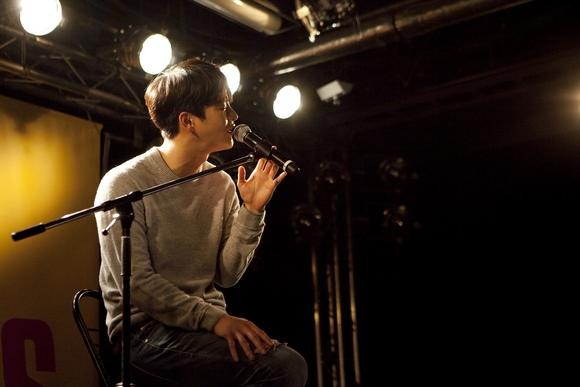 ソ・イングク、2/22ベストアルバム予約会レポート!ファンから選ばれたベストソング1位を歌唱