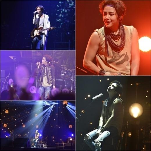 チャン・グンソク、さらに深まった音楽観で観客を魅了!大阪を皮切りに全国ツアー突入