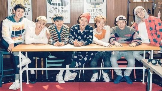 iKON「音楽中心」でデビュー後初の1位獲得!放送活動がなくても熱い人気