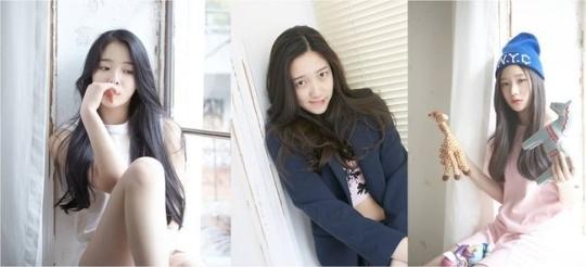"T-ARAの妹グループ、ダニ&チェヨン&ウンジンの写真を公開""良きライバルであり、良い友達"""