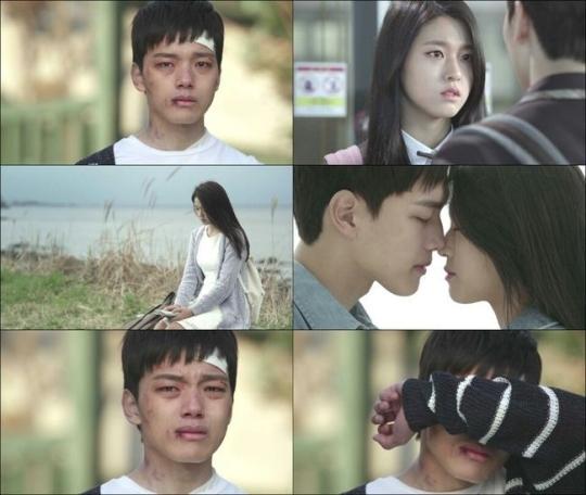 ヨ・ジング&AOA ソルヒョン、キス3秒前…「オレンジ・マーマレード」予告映像を公開