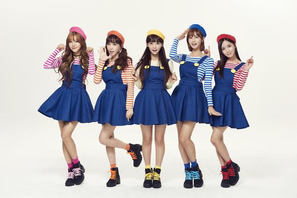 CRAYON POP、2ndシングルタイトルが「Dancing All Night」に決定!ジャケット写真公開