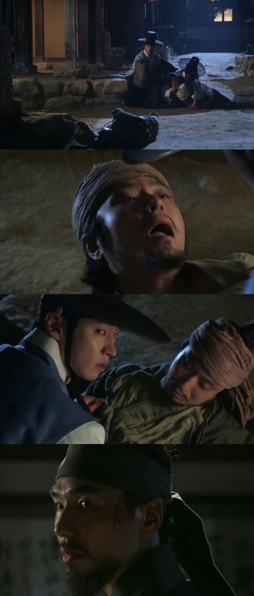 「秘密の扉」キム・テフン、イ・ジェフンの目の前でユン・ソヒョンを殺害