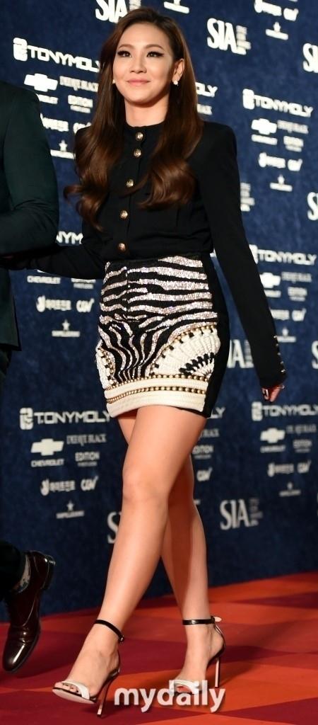 2NE1のCL、MTVが米デビューに注目…「アジアのポップミュージックを知らせる先頭に立つだろう」