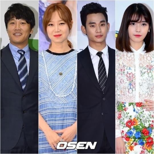 チャ・テヒョン、コン・ヒョジン、キム・スヒョン、IU出演「プロデューサー」放送開始日決定…「ドキドキインド」の後番組
