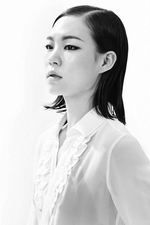ハン・イェリ、韓国女優としては唯一「GQ Style」のグラビア飾る