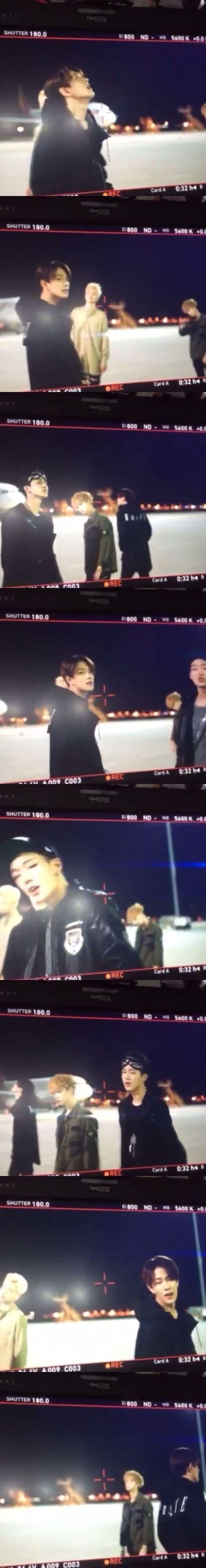iKON、感受性豊かなヒップホップソングを準備中?MVの一部をYGヤン・ヒョンソク代表が公開