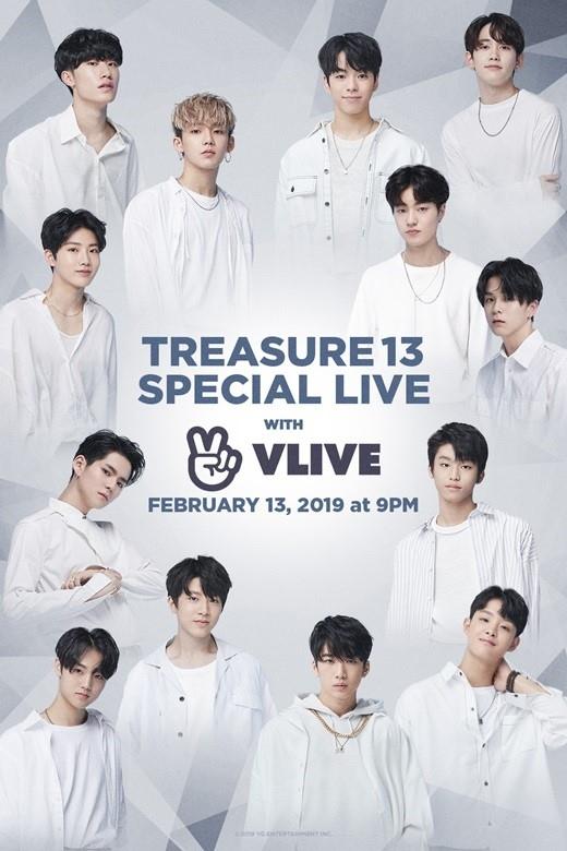 Treasure 13