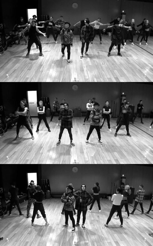 """GD×SOL「GOOD BOY」ダンス練習映像を公開…""""抜群のグルーヴ感"""""""