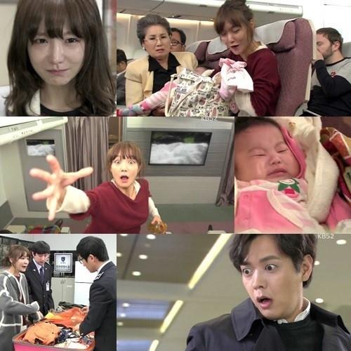 初放送「甘い秘密」シン・ソユル、シングルマザーの孤軍奮闘が始まった!