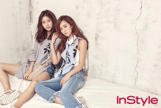 少女時代 ユリ、いとこのビビアンと感覚的なファッショングラビアを撮影 , ENTERTAINMENT , 韓流・韓国芸能ニュースはKstyle