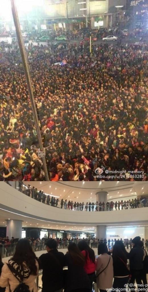 中国版「ランニングマン」シーズン2、観客が殺到して初撮影が中断