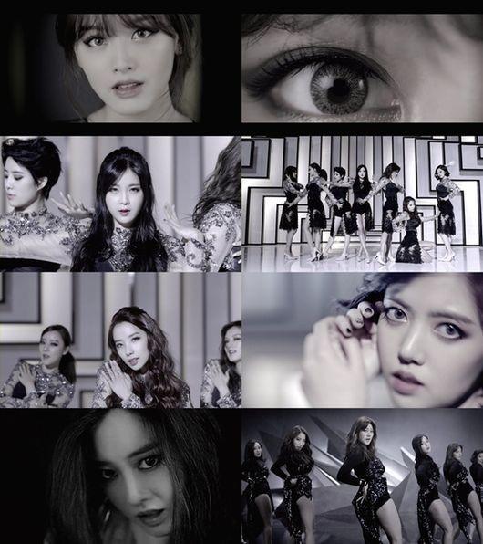 RAINBOW、新曲「Black Swan」MV公開…隠密な誘惑&暗い慰め
