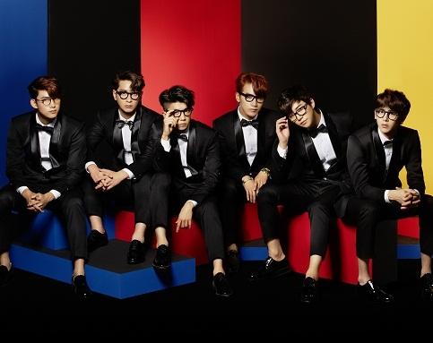 2PM、2015年第1弾の日本シングル発売決定!大人の色気を漂わせた「Guilty Love」で帰ってくる