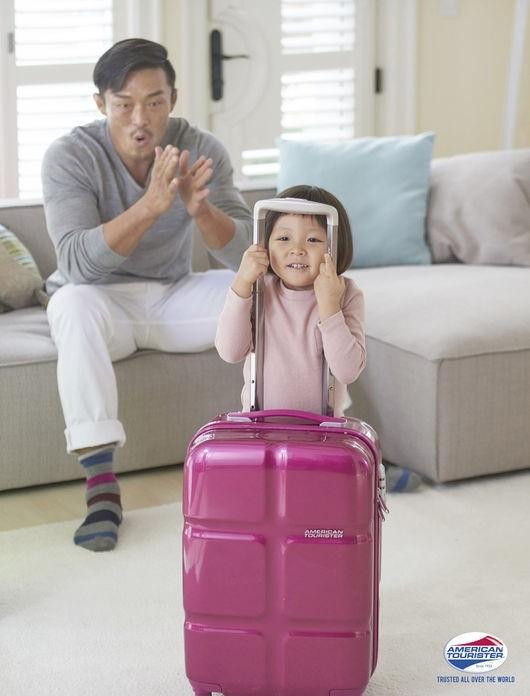 秋山成勲&娘のサランちゃん、アメリカンツーリスターの初の韓国モデルに