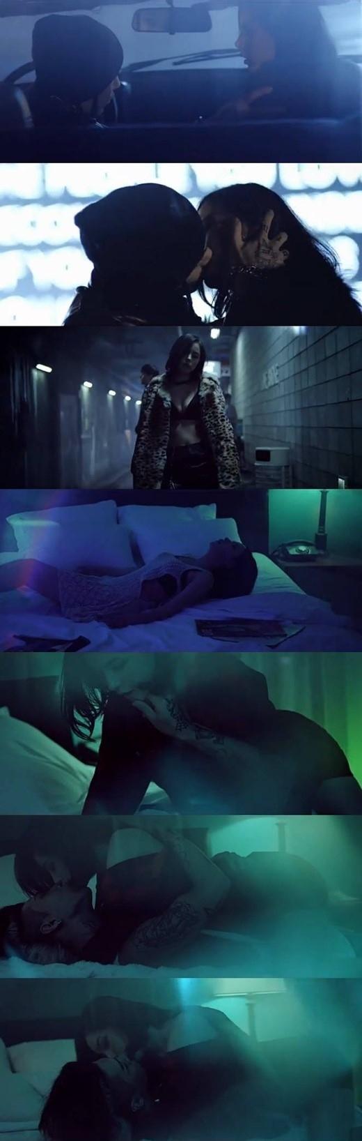 BIGBANGのSOL、恋人ミン・ヒョリンと強烈ラブシーン\u2026この時既に熱愛中だった?過去のMVが再び話題に , ENTERTAINMENT ,  韓流・韓国芸能ニュースはKstyle
