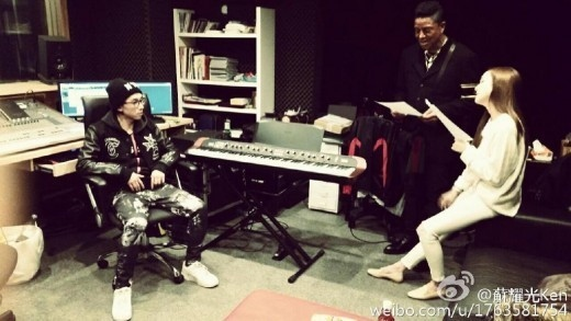 ジェシカ、マイケル・ジャクソンの実兄とスタジオ入り…レコーディング現場が公開