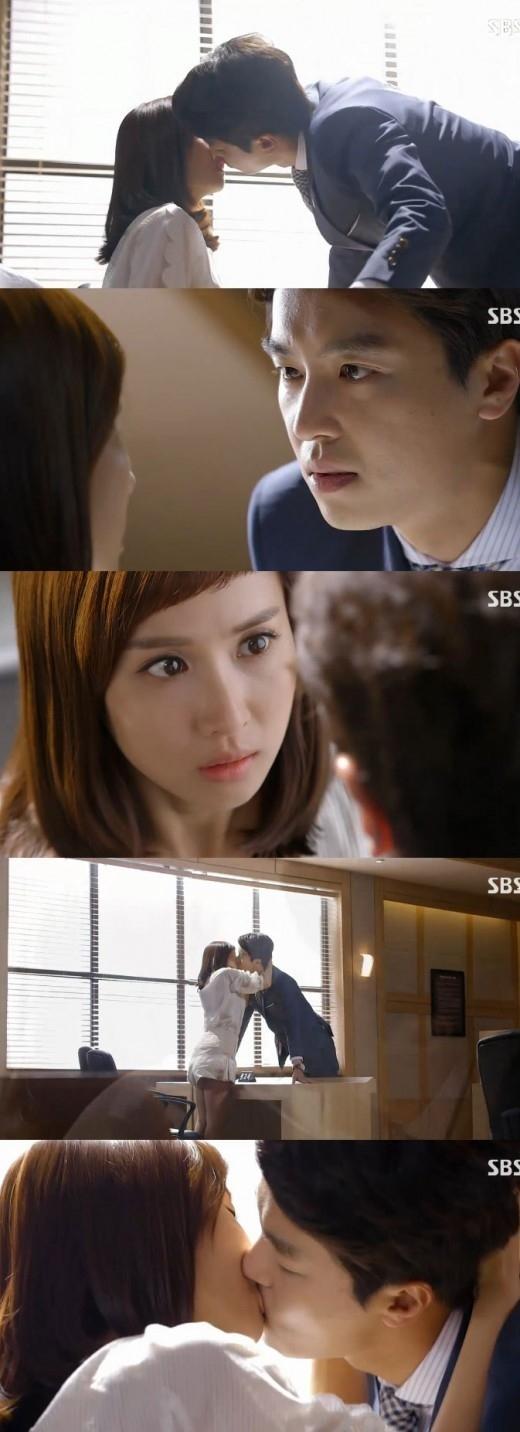 """「離婚弁護士は恋愛中」ヨン・ウジン、チョ・ヨジョンに大胆なキス""""タフそのもの"""" - DRAMA - 韓流・韓国芸能ニュースはKstyle"""
