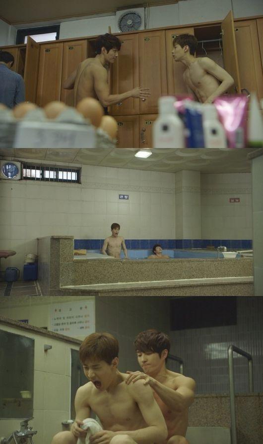 SUPER JUNIOR-M ヘンリー、男性同士の全裸シーン!慣れない韓国文化に身悶え