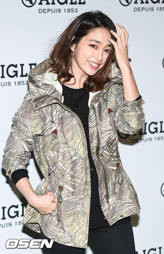 【PHOTO】イ・ミンジョン&ソ・ガンジュンら、ファッションブランド「AIGLE」のコレクションに出席