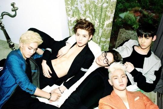 NU'EST、デビュー3周年を迎えてファンのためにスペシャルアルバムリリース
