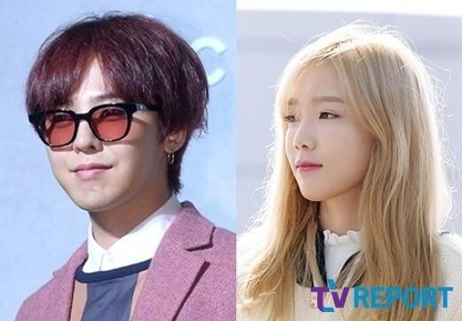 BIGBANGのG-DRAGON&少女時代 テヨン、熱愛説が浮上…双方の事務所が否定
