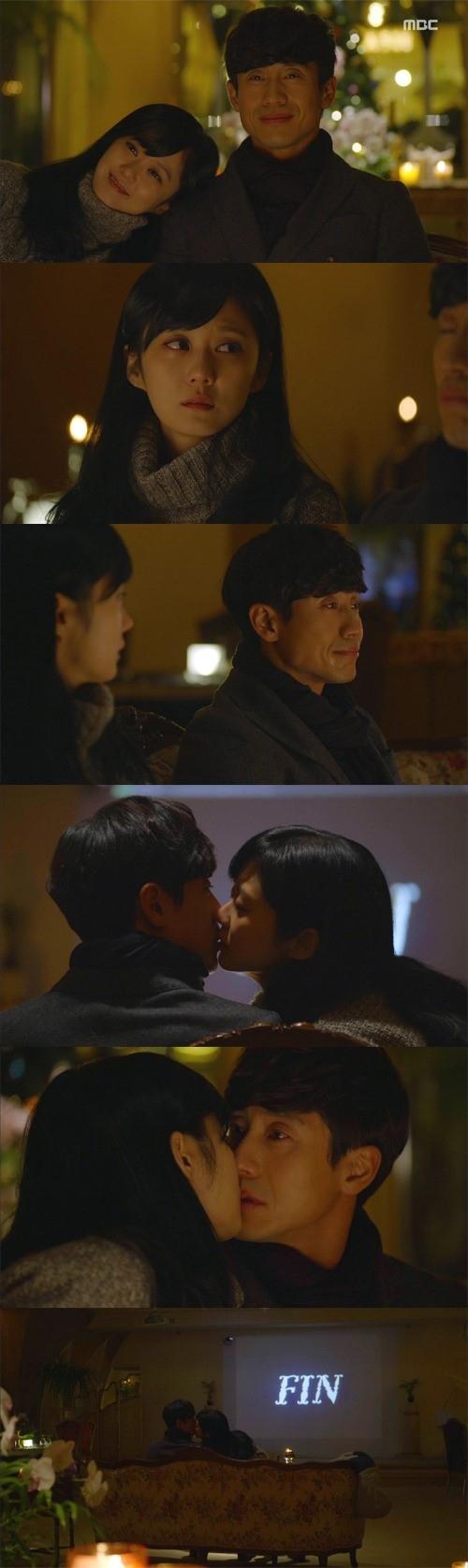 「Mr.Back」シン・ハギュン&チャン・ナラ、お互いの気持ちを確認しキス…二人の愛の行方は?