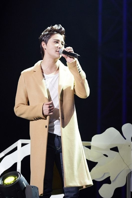 JYJ ジュンス、年末に単独公演を開催…今年もオールライブでステージを披露